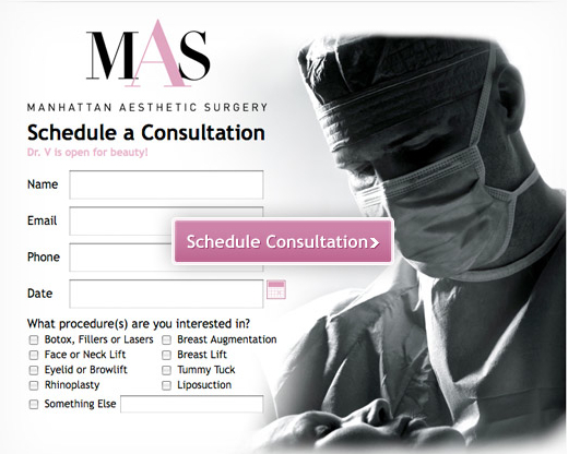 Nicholas Vendemia, MAS, Manhattan Aesthetic Surgery, Celebrity Plastic Surgery